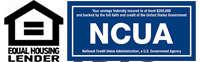 Equal Housing Lender Insured by the NCUA